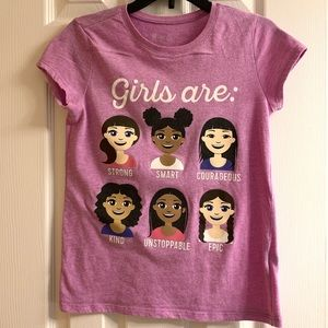 Girls Rock! Tee Shirt